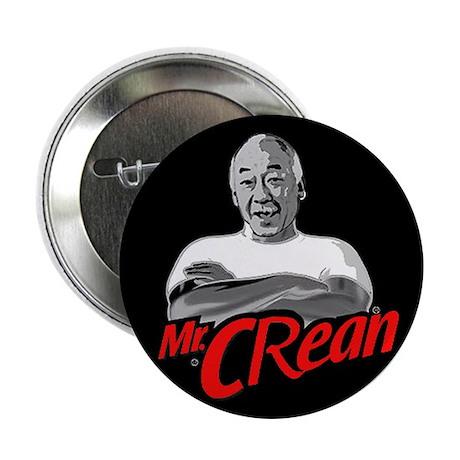 """Mr Crean Shirt 2.25"""" Button (10 pack)"""