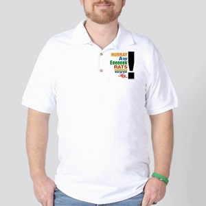 Interjections! Golf Shirt