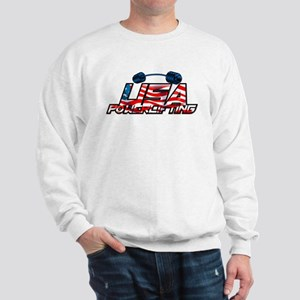 U.S. Powerlifting Sweatshirt