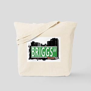 Briggs Av, Bronx, NYC Tote Bag