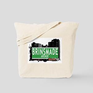 Brinsmade Av, Bronx, NYC Tote Bag