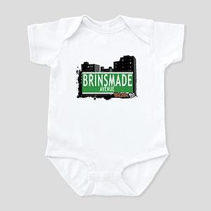 Brinsmade Av, Bronx, NYC Infant Bodysuit