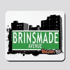 Brinsmade Av, Bronx, NYC Mousepad