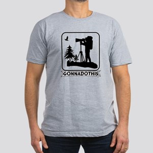 GONNADOTHIS.COM-Nature Photog Men's Fitted T-Shirt