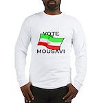 Vote Mousavi Long Sleeve T-Shirt