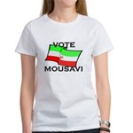 Vote Mousavi Women's T-Shirt