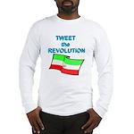 Tweet the Revolution Long Sleeve T-Shirt