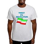 Tweet the Revolution Light T-Shirt