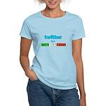 Twitter the Revolution (Light Women's Light T-Shir