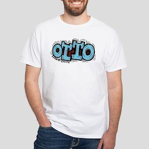 Otto White T-Shirt