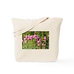 Pink Tulips Tote Bag