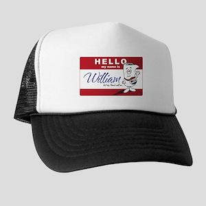 School HOuse Rocks! Hello my Trucker Hat