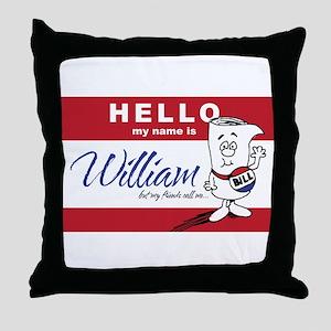 School HOuse Rocks! Hello my Throw Pillow