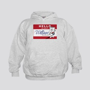 School HOuse Rocks! Hello my Kids Hoodie