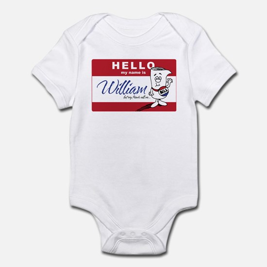 School HOuse Rocks! Hello my Infant Bodysuit