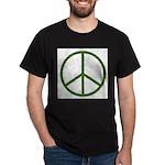 Shamrock Peace Dark T-Shirt