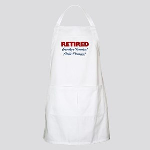 Retired: Goodbye Tension Hell Apron