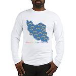 Iran's True Colors Long Sleeve T-Shirt
