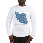 Iran's True Colors Long Sleeve T-Shirt