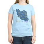 Iran's True Colors Women's Light T-Shirt