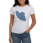 Iran's True Colors Women's T-Shirt
