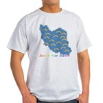 Iran's True Colors Light T-Shirt