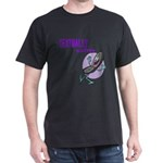 Textually Active Dark T-Shirt