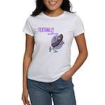 Textually Active Women's T-Shirt
