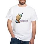 Phoen Sex White T-Shirt