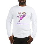 Soccer Mom Long Sleeve T-Shirt