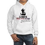 Blood, Sweat & Tears Hooded Sweatshirt