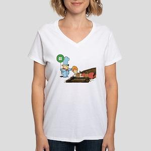 School House Rock! Go? Women's V-Neck T-Shirt