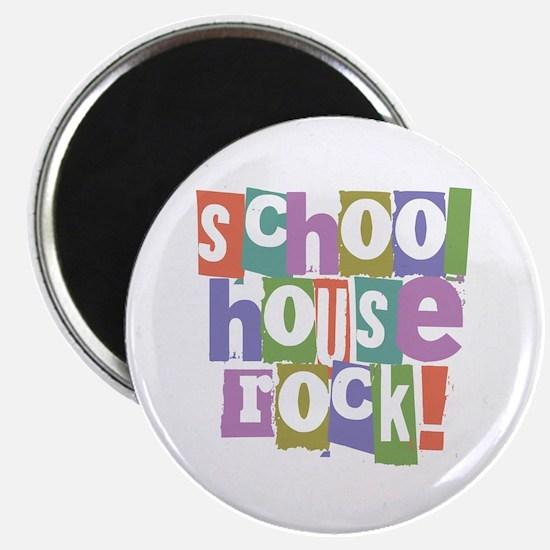 Schoolhouse Rock! Magnet