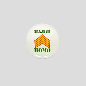 Major Homo Mini Button