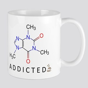 Caffeine Addicted Mug