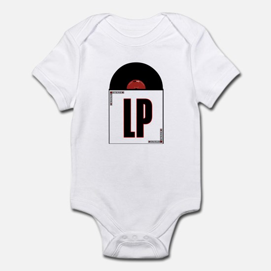 LP Record Infant Bodysuit