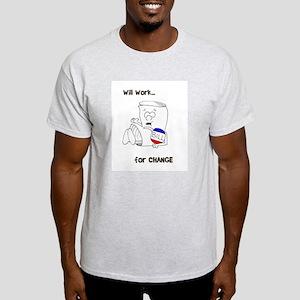 SR bill colored T-Shirt