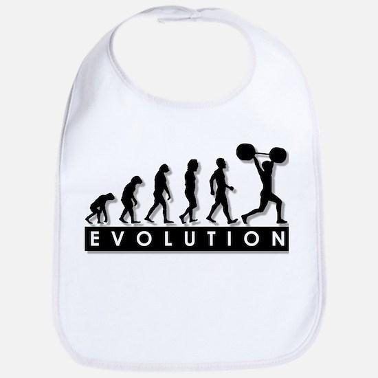 Evolution of Body Building Bib