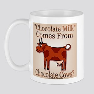 Chocolate Milk Mug