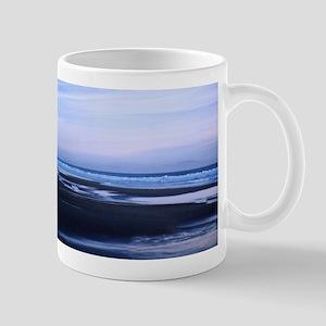 Stinson Beach at dusk Mug