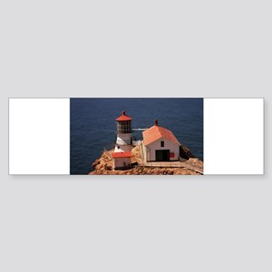 Point Reyes Lighthouse Bumper Sticker