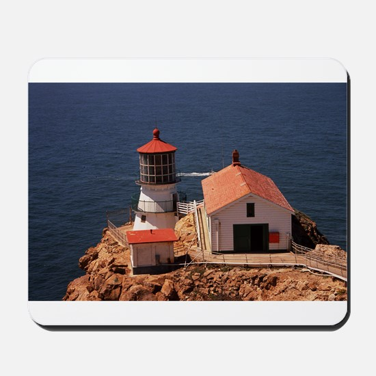 Point Reyes Lighthouse Mousepad