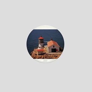 Point Reyes Lighthouse Mini Button