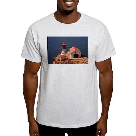 Point Reyes Lighthouse Light T-Shirt