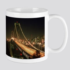 Oakland Bay Bridge Mug