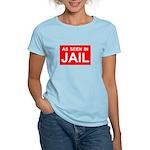 As Seen In Jail Women's Light T-Shirt