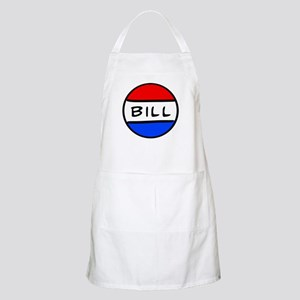 Bill Button Apron