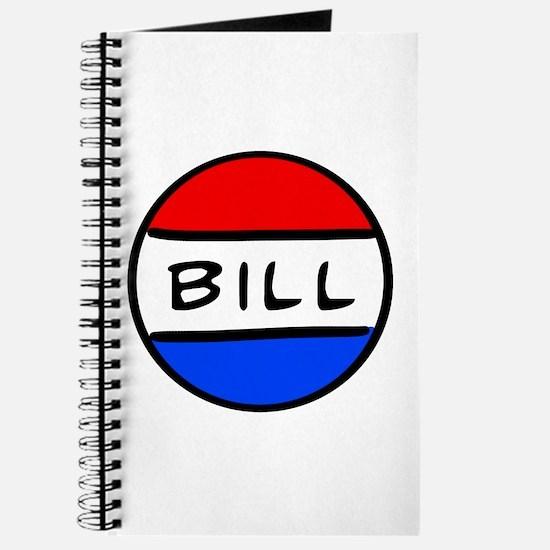 Bill Button Journal