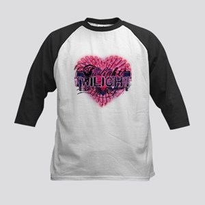 Twilight Secret Kids Baseball Jersey