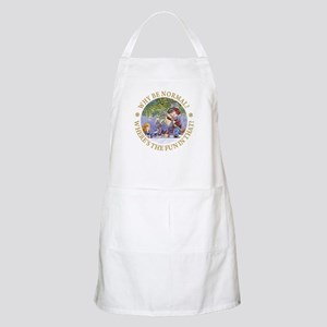 MAD HATTER - WHY BE NORMAL? Apron